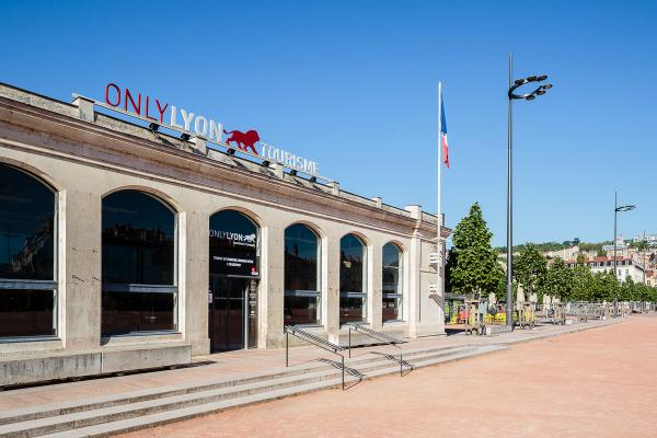 Le Pavillon ONLYLYON Tourisme
